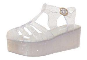 Jelly Sandals Platform