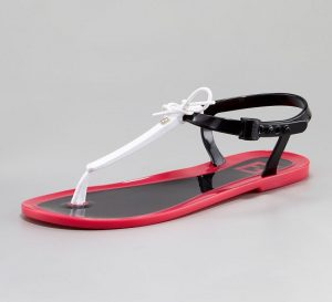 Jelly Thong Sandals Photos