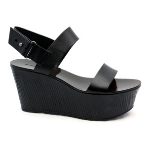 Leather Platform Sandals Pictures