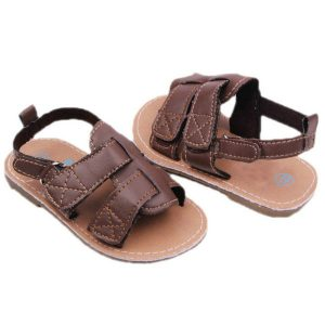 Leather Sandals for Toddlers