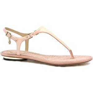 Pink Flat Sandals | CraftySandals.com