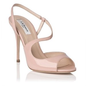 Light Pink Strappy Sandals