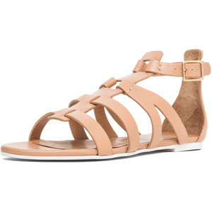 Nude Gladiator Sandal