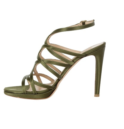Olive Green Sandals | CraftySandals.com