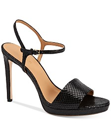 Picture of Ankle Strap Platform Sandals