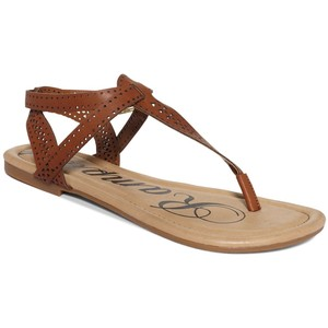Pictures of Flat Thong Sandals