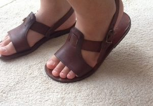 Pictures of Toddler Leather Sandals
