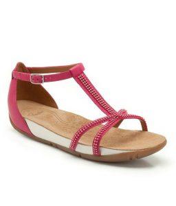 Pink Sandals Flats