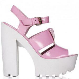 Sandal Platform Heels