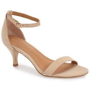 super popular attractive & durable matching in colour Kitten Heel Sandals | CraftySandals.com