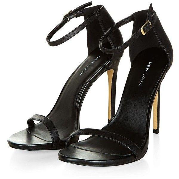 Black Ankle Strap Sandals Craftysandals Com
