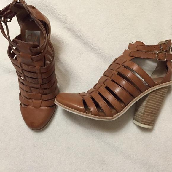 Closed-Toe Gladiator Sandals