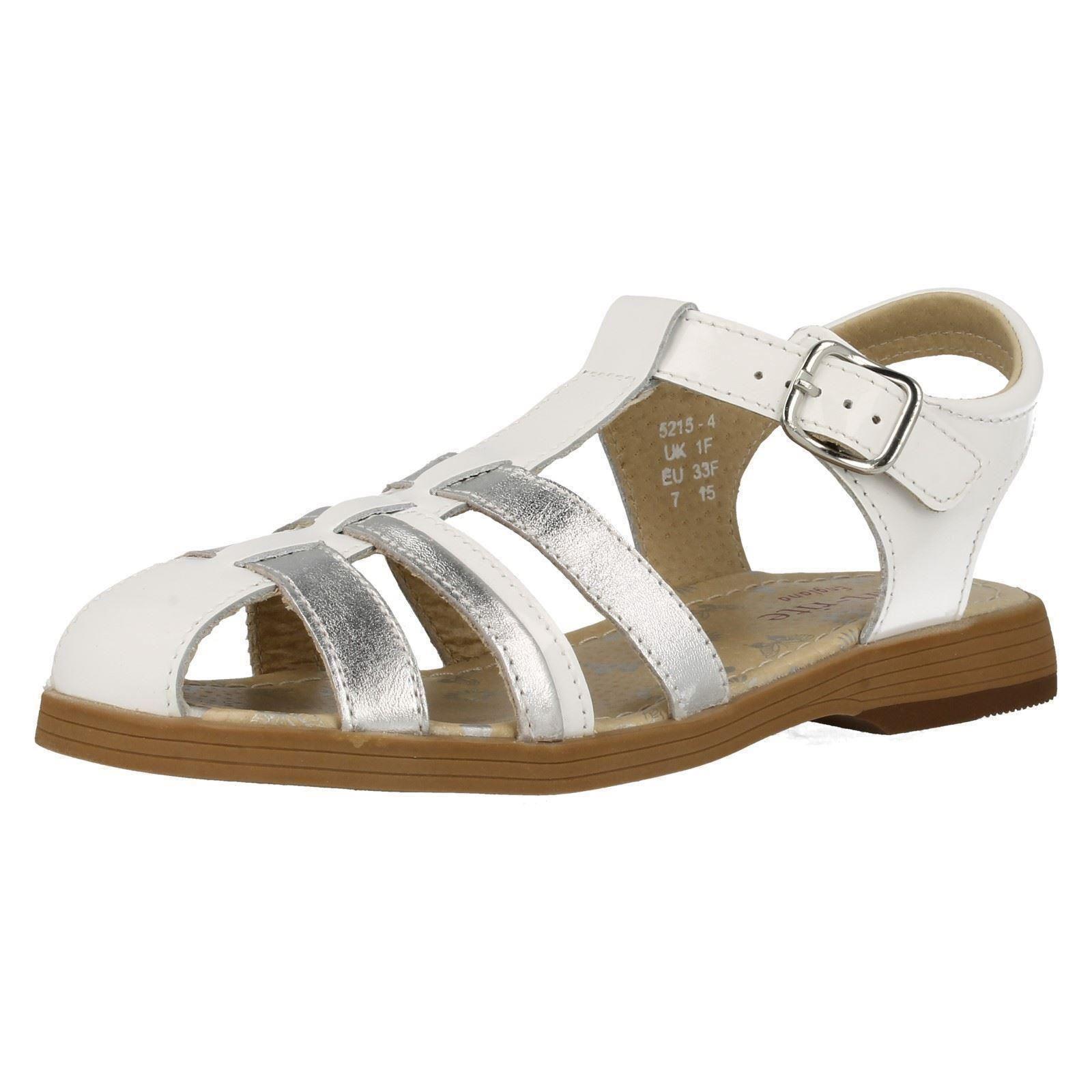 Girls Closed Toe Sandals