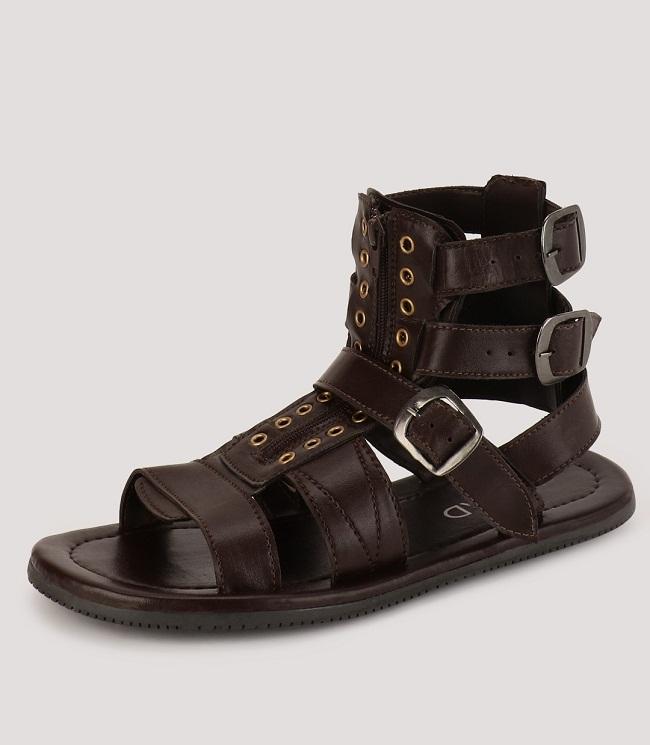 Men's Gladiator Sandals | CraftySandals.com