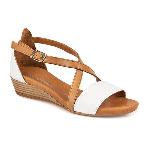 Low Wedge Sandals   CraftySandals.com
