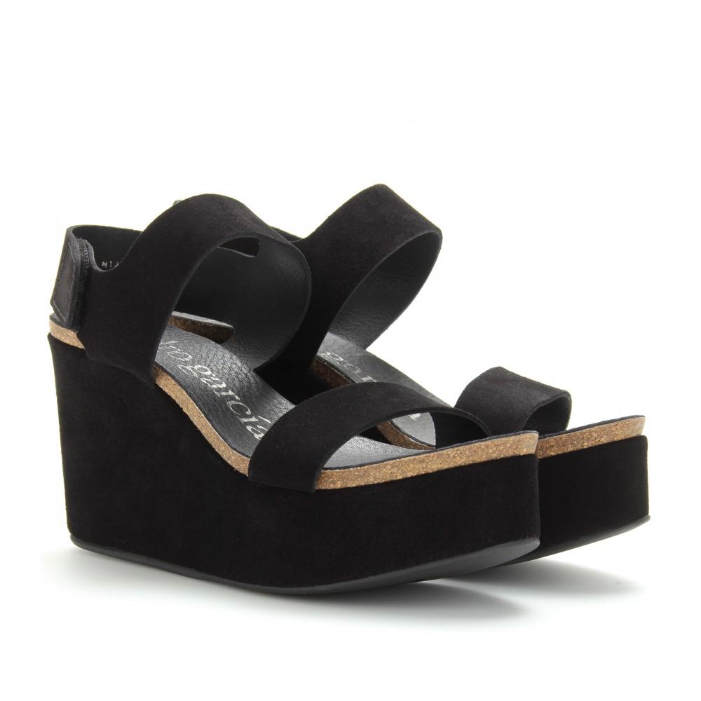 Black Platform Sandals Craftysandals Com