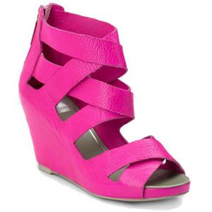 Hot Pink Sandals   CraftySandals.com