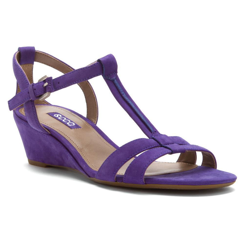 Purple Sandals   CraftySandals.com
