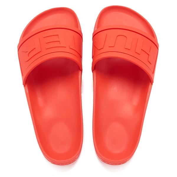 Red Slide Sandals | CraftySandals.com