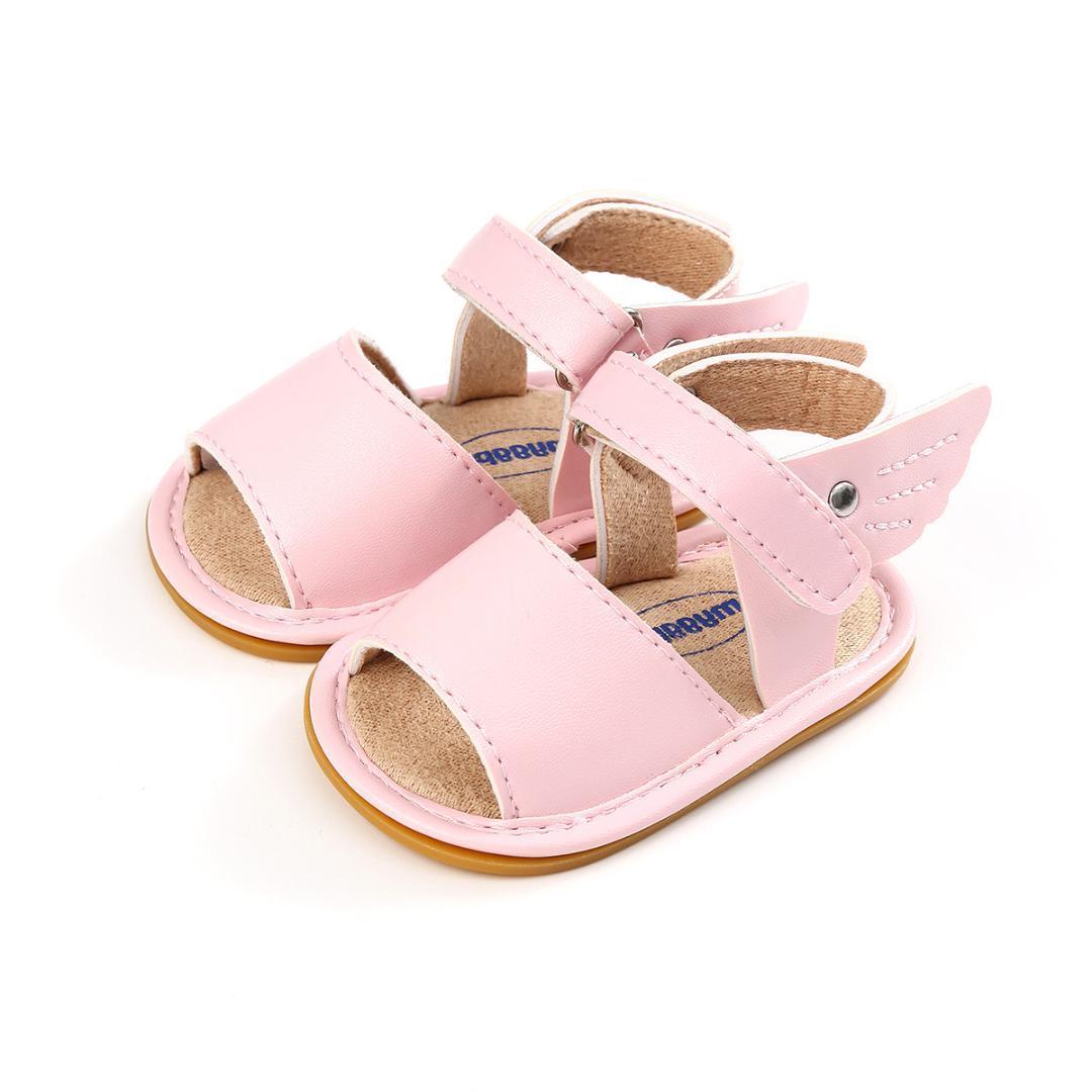 Pink Baby Sandals | CraftySandals.com