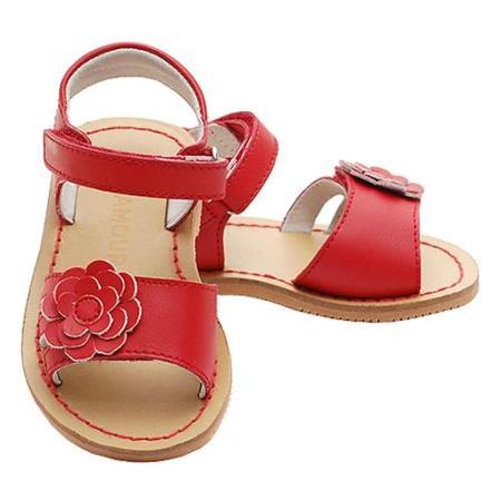 Red Toddler Sandals   CraftySandals.com
